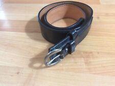 Dutyman 1111u Black Leather Belt Size 34