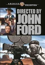 Directed By John Ford DVD (1971) - Peter Bogdanovich