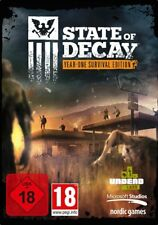 State of Decay-Year One Survival Edition (PC sólo el Steam key descarga código)