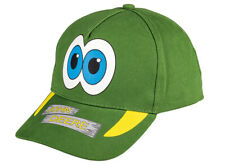 Genuine John Deere Children's Johnny View Green Kids Baseball Cap