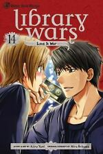 Library Wars: Love & War, Vol. 14-ExLibrary