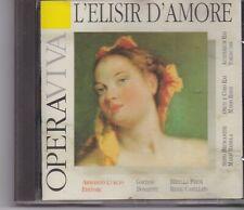 Lelisir Damore-Opera Viva cd album