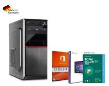 PC Büro & OFFICE I5 8600K 6x 4,30GHz 8GB DDR4 3TB HDD Windows 10 OFFICE 2016 2