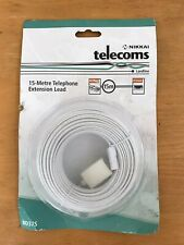 15m telephone extension cable