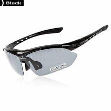 ROCKBROS Polarized Sports Men Sunglasses Road Cycling Glasses Black