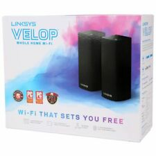 Linksys Velop Whole Home Wi-Fi System AC4400 BLACK
