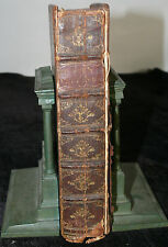 ANTIQUARIAN BOOK FIRST EDITION 1703 DANIEL DEFOE COLLECTIONS OF WRITINGS