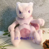 fit Mewtwo Plush Doll Stuffed Toy Pocket Monster 14cm Gift