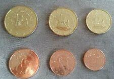 Mini serie 6 valori FDC Cipro 2016 1 cent - 50 cent