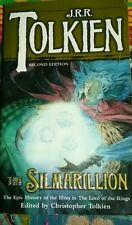 Pre-Lord of the Rings~The Silmarillion by J.R.R. Tolkien~Middle Earth Bible~Book