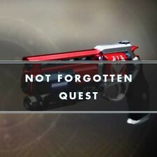 Not Forgotten/Mountaintop (PS4) FULL QUEST GUARANTEED 3-4 DAYS (Have Good Guns)