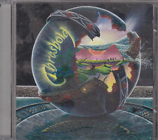 THRESHOLD - wounded land CD japan edition