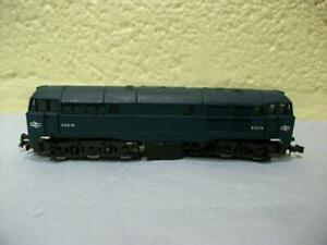 BR Class 31 A1A-A1A Diesel Loco D5518 LIMA No 220209 'N' Gauge, Circa 1978 Issue