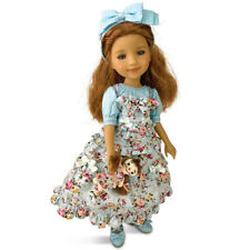 Baby Blue Rozen, Limited Edition Fashion Friend by Ruby Red Galleria