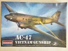 Monogram 1/48 5615 AC-47 VIETNAM GUNSHIP