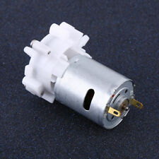 Mini Water Self-Priming Gear Pump DC 3-12V RS-360SH Spray Pumping Motor oe