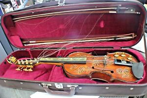 Harrold Clampitt 1999 #C-0138 Custom Violin THIS VIOLIN IS AWESOME!!!!