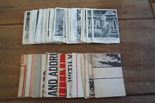 Somportex Thunderbirds Cards - Large Cards -1966 - GC - Pick The Cards You Need!