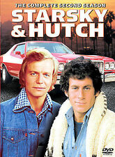 Starsky & Hutch - The Complete Second Season 2 Two (DVD, 2004, 5-Disc Set) - NEW