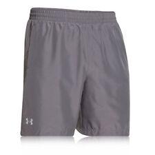 Shorts de fitness grises pour homme