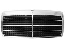 Mercedes w124 Radiator Grille Assembly NEW e-class hood engine lid vent mesh