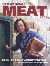 The River Cottage Meat Book by Hugh Fearnley-Whittingstall (Hardback, 2004)