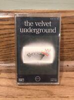 The Velvet Underground - VU ~ Cassette (1984) Progressive Rock - French Print