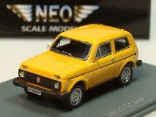 NEO Lada Niva 2121, orange - 87265 - 1/87