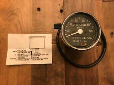 Mini Motorcycle Mechanical 140 KPH Speedo Dummy Lights Speedometer Gauge