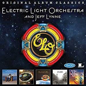 Original Album Classics - Electric Light Orchestra and Jeff Lynne (Box Set) [CD]