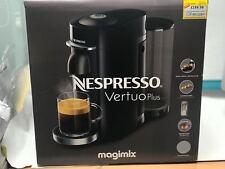 Magimix Nespresso Vertuo Plus silver