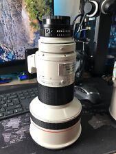 Canon 300mm F/2.8L FD Lens - Amazing Condition