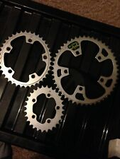 Stronglight Bio Strong chainrings set BCD 110mm / 74 mm  48/38/28