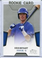 2013 Rize Baseball Card Kris Bryant ROOKIE Chicago Cubs MINT # PR-3