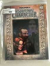 Penumbra Uncommon Character D20 Sourcebook of Ready-to-Use Characters D&D - New