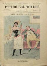 Petit Journal pour Rire n°127 - Les Ateliers d'autrefois par Leonce Petit - Mars