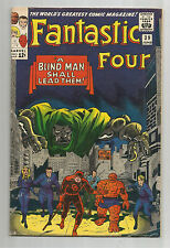 FANTASTIC FOUR (V1) #39: Silver Age Grade 6.5 Classic Featuring Daredevil!!