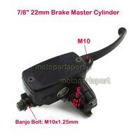 "7/8"" 22mm Front Brake Master Cylinder For Suzuki GS750 GS1000 GS1150 GS1100E"