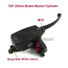 Handle Brake Master Cylinder For Honda FT500 GL500 CX500 CX650 CB VTX GoldWing