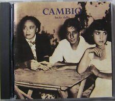 LUCIO DALLA (CD) CAMBIO