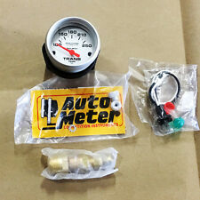 SALE Auto Meter Ultra Lite Pro Comp Electric Trans Temp Gauge 100-250 Deg F