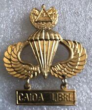 El Salvador Master Airborne Wing CAIDA lIBRE