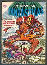 Historias Fantasticas # 99 Mexican Comic Novaro