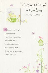 American Greetings Mother's Day Card: A Special Person Who Brings Much Happiness