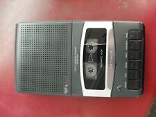 Optimus Portable Cassette Tape Recorder CTR-111