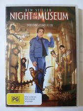 Night at the Museum [PG] (DVD, 2006, R4)