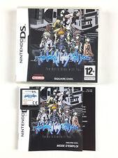 The World Ends With You DS / Jeu Sur Nintendo DS, 3DS, 2DS, New, XL...