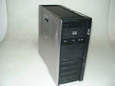 HP Z800 Workstation 2x Xeon X5570 2.93ghz Quad Core / 32gb / 1Tb / 2x DVI / Win7