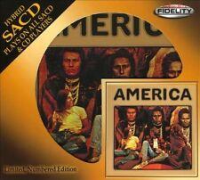 *SEALED AUDIO FIDELITY SACD / CD - AMERICA