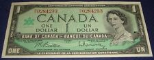 GL153 One $1 Dollar Bill Bank of Canada Note UNC Mint Paper Money 1967
